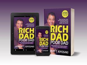 حمل كتاب الاب الغني والاب الفقير