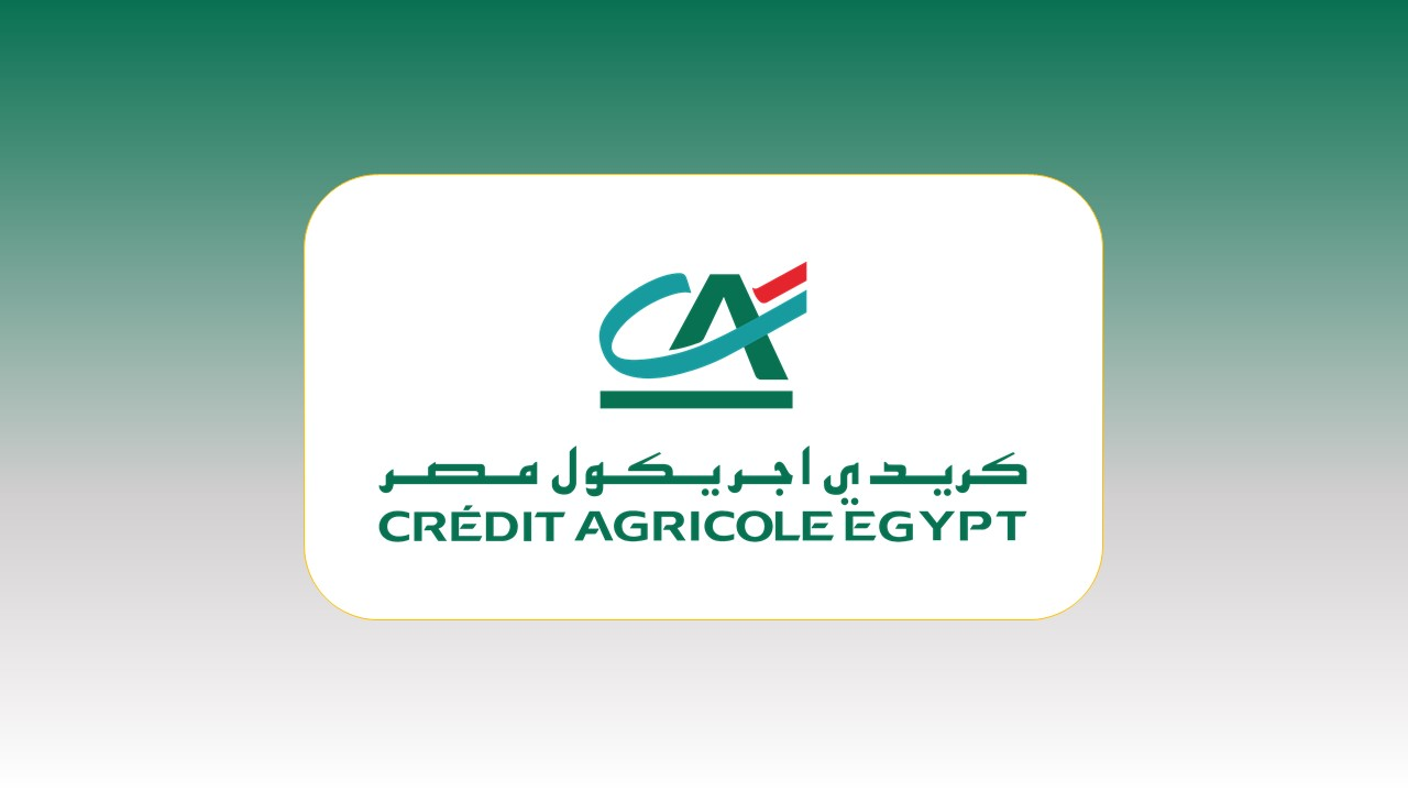 وظائف بنك كريدي اجريكول مصر