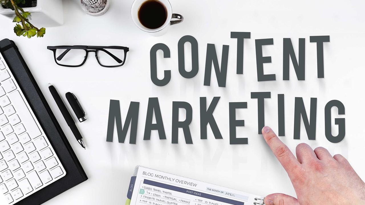 كورس استراتيجية التسويق بالمحتوى